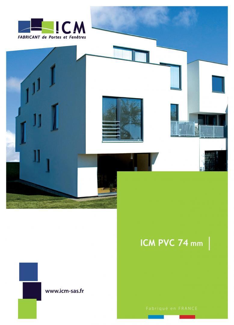 Catalogue ICM Gamme PVC