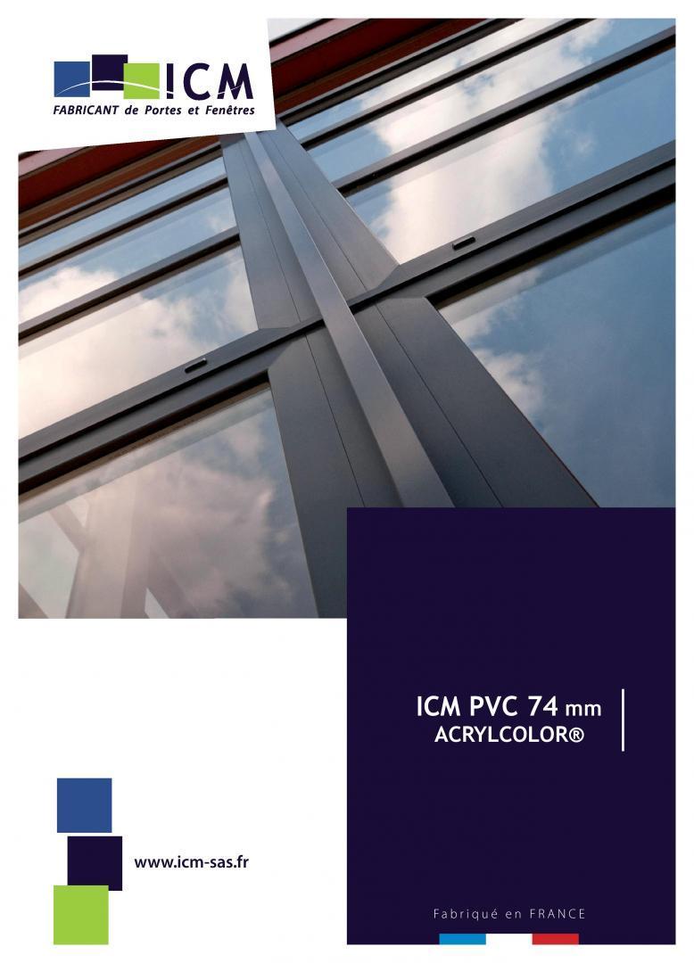ICM Catalogue PVC ACRYLCOLOR